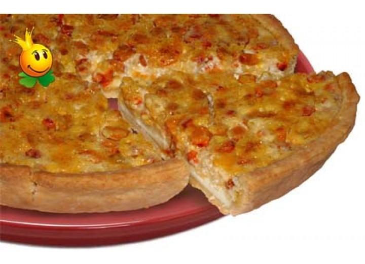 приготовление пиццы в домашних условиях рецепты без дрожжей
