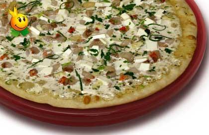 Пицца Морской окунь